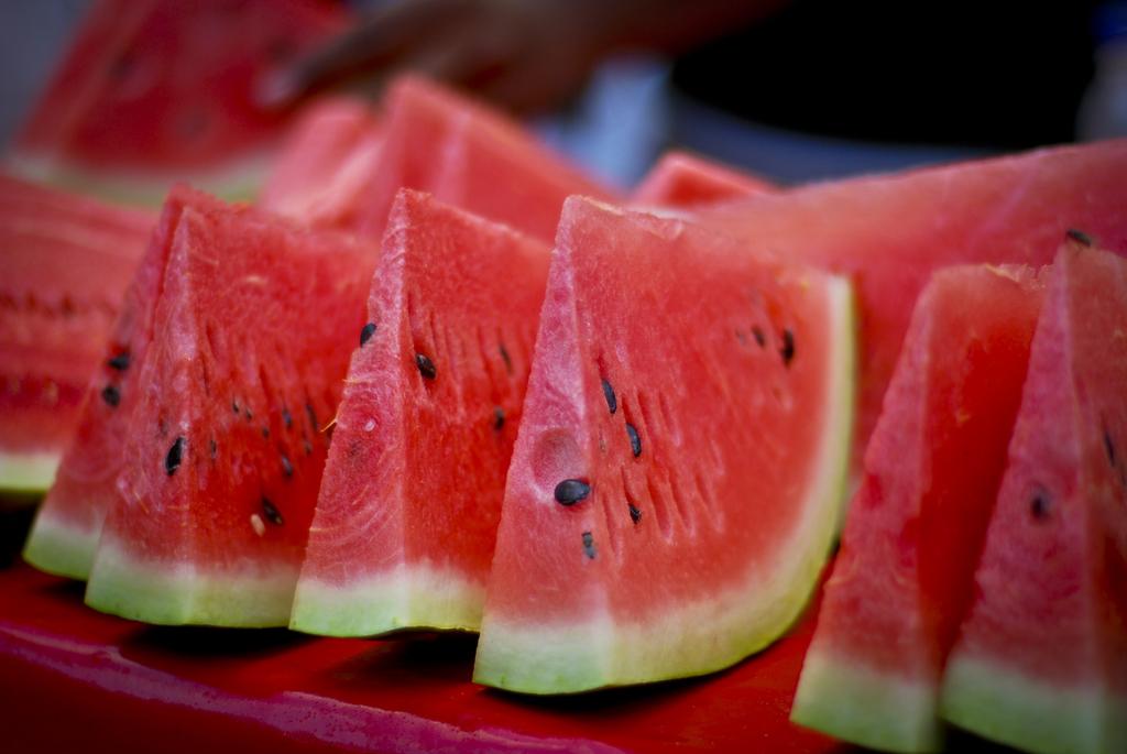National Watermelon Day. Enjoy the recipes!