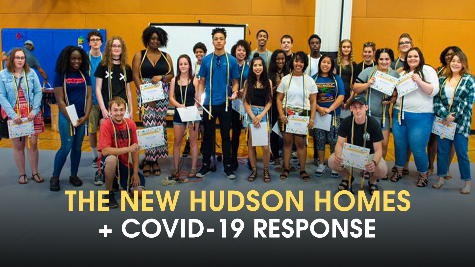 The New Hudson Homes + COVID-19 Response: Thank You for your Referral!!!