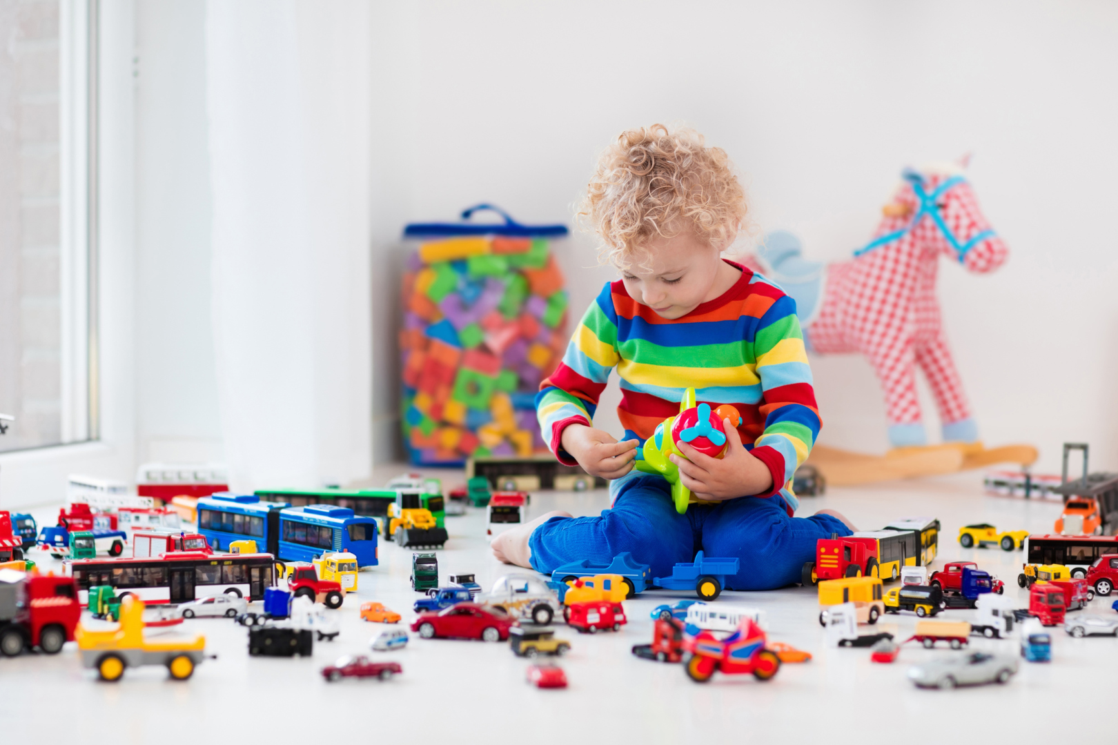 Selling your Home with Kids | Week 2: Converting your Playroom