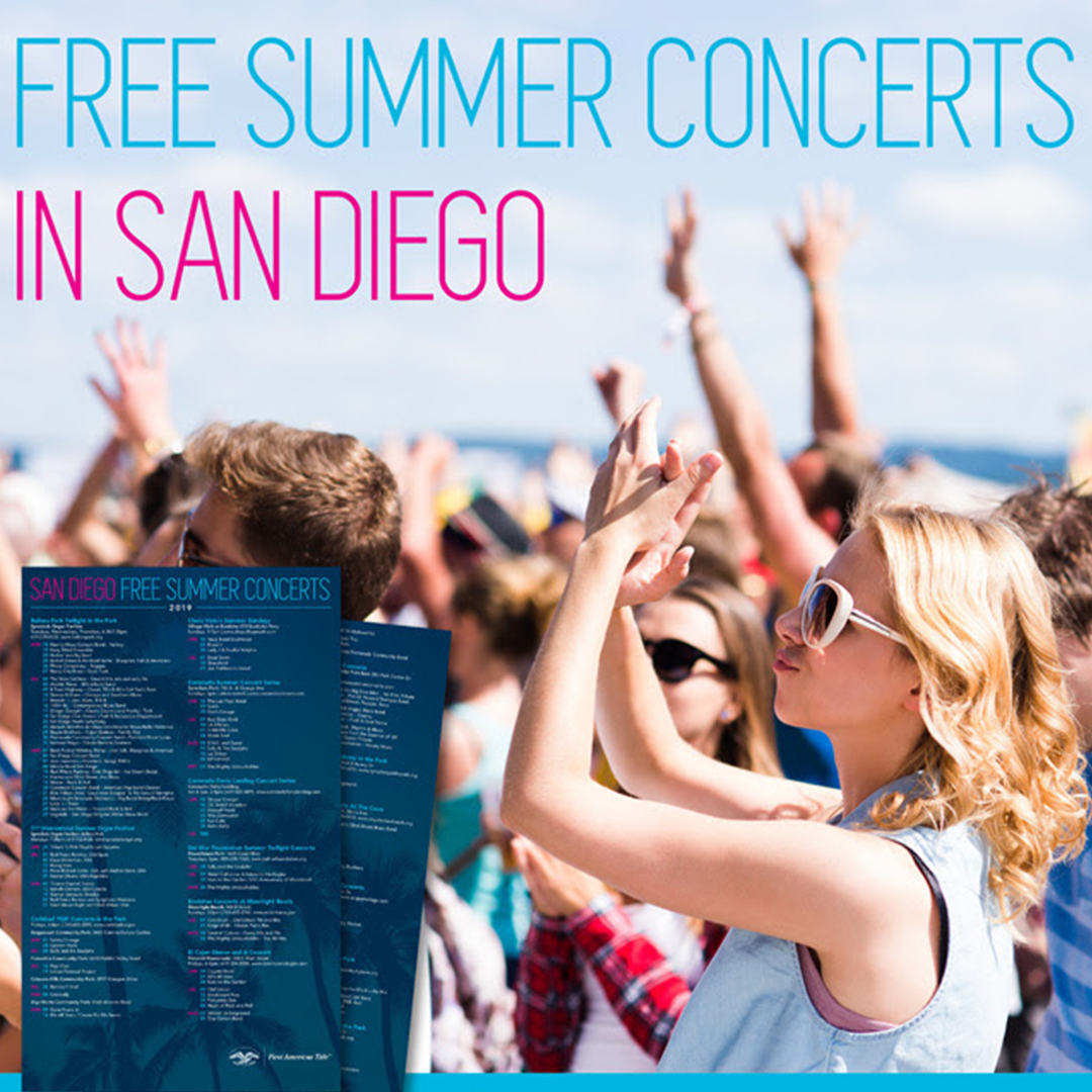 FREE Summer Concerts!