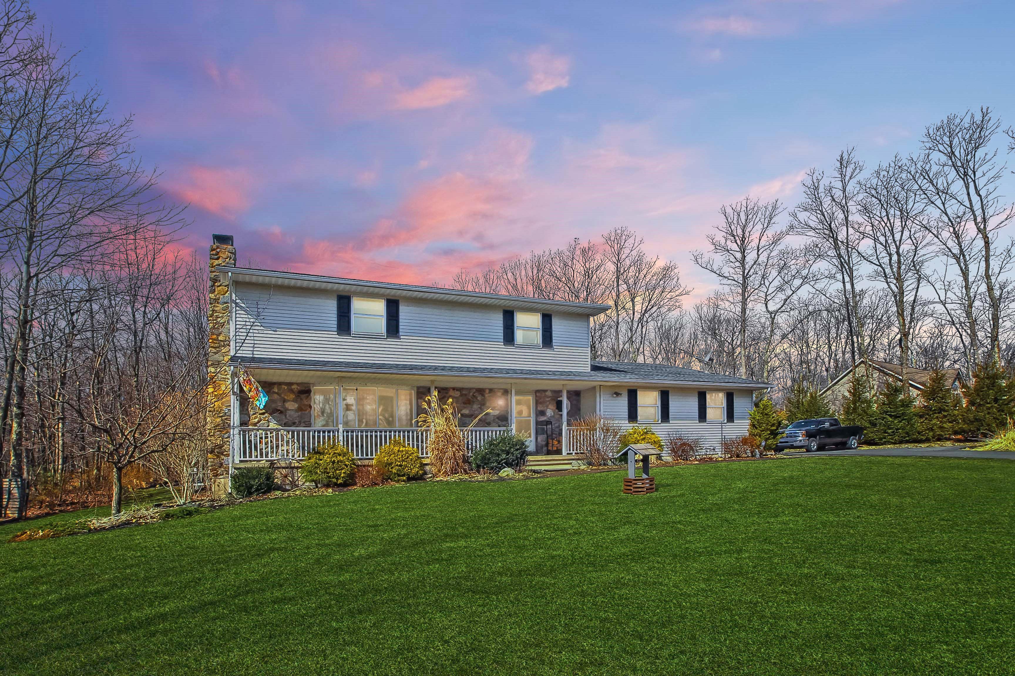 Saylorsburg Home For Sale Just Listed!
