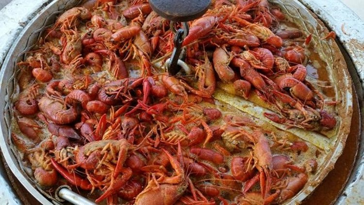 Crawfish Season! 11 Top Spots in The Houston Area