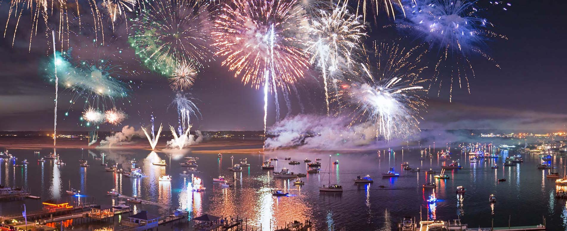 How Wilmington and the Beaches Celebrate the Winter Holidays