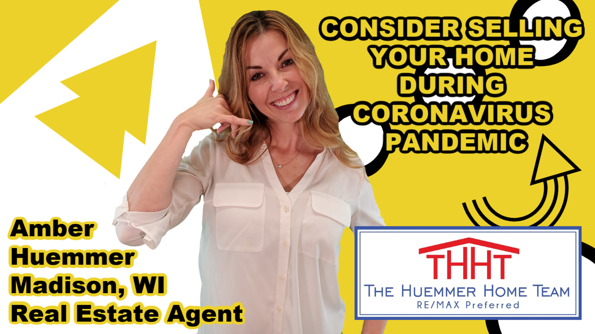 Consider Selling Your Home During Coronavirus Pandemic | The Huemmer Home Team | Amber Huemmer Realtor Madison, WI