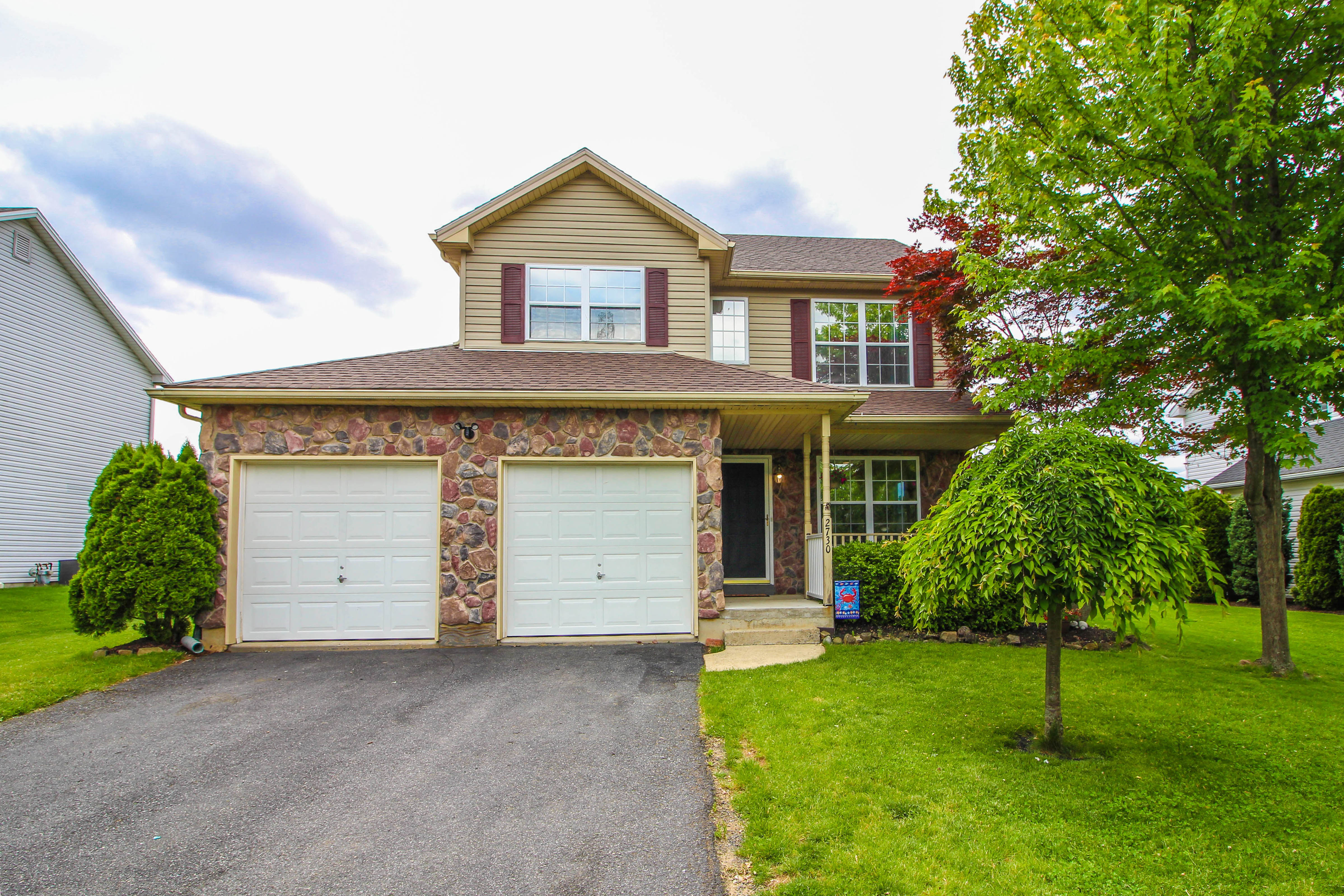 Forks Twp Home For Sale Just Listed in Vista Estates!
