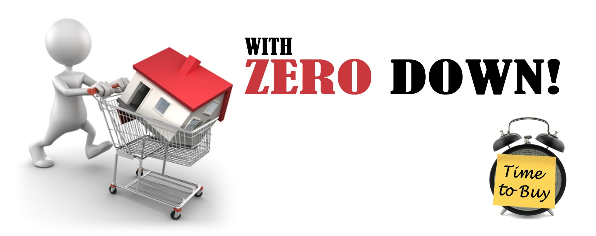 Buy A Home With A Zero Down Payment! - up to $400K ...