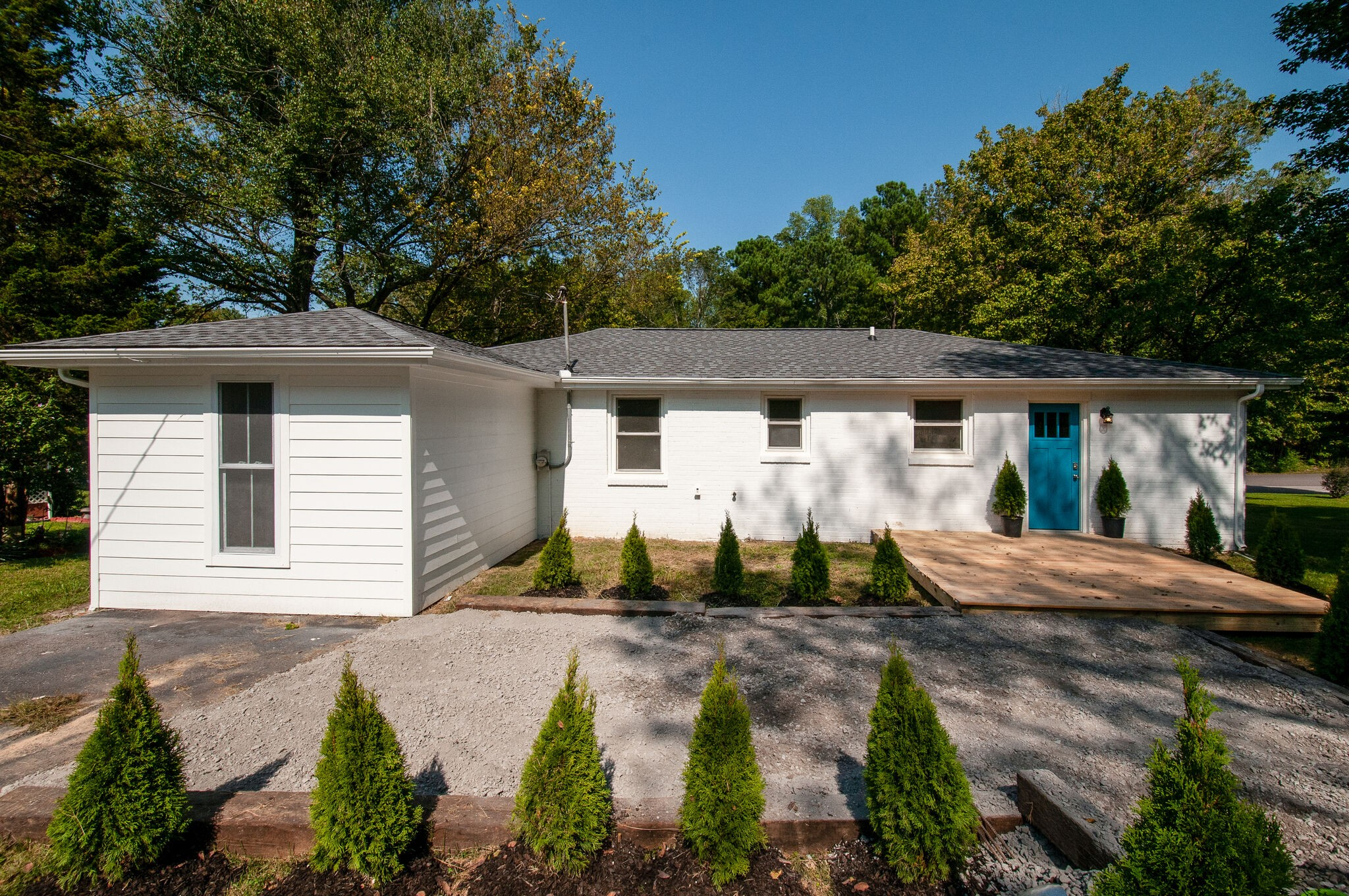 Totally Renovated 3 BR/2 BA Home On 1/2 Acre Lot!  2048 Virginia Ave, Goodlettsville, TN.  37072