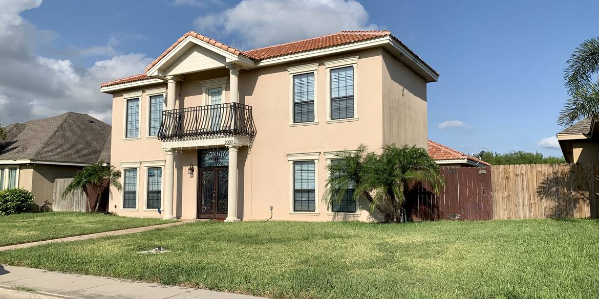 2000 Villa Real Dr. Pharr, Texas 78577