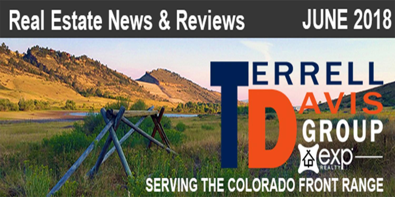 Front Range Real Estate Market June Newsletter