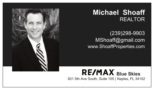 RE/MAX Naples, Fl. -Mike Shoaff, Realtor