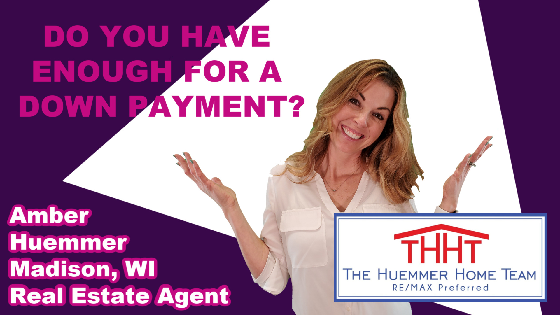 Down Payment Requirements | Home Buying Tips | The Huemmer Home Team | Madison, WI Realtor