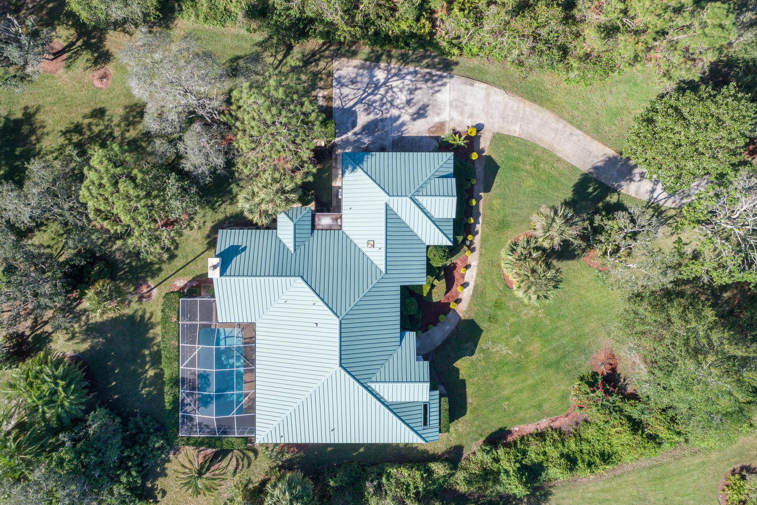 Estate Home in Desirable Golf Hammock