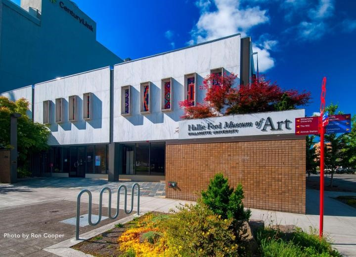 Exploring Salem Oregon: Family Activity Day at The Hallie Ford Museum of Art