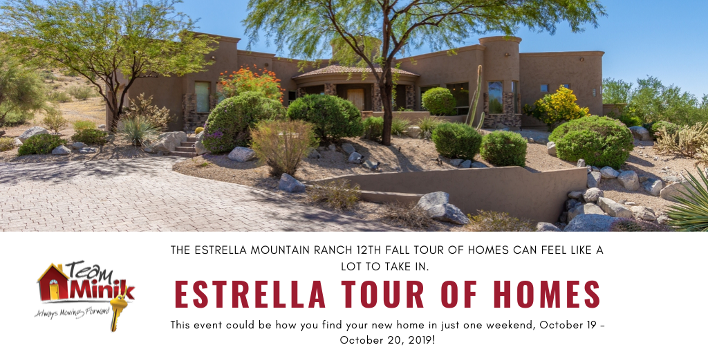 Your Guide to the Perfect Tour of Homes Experience in the Community of Estrella Mountain Ranch
