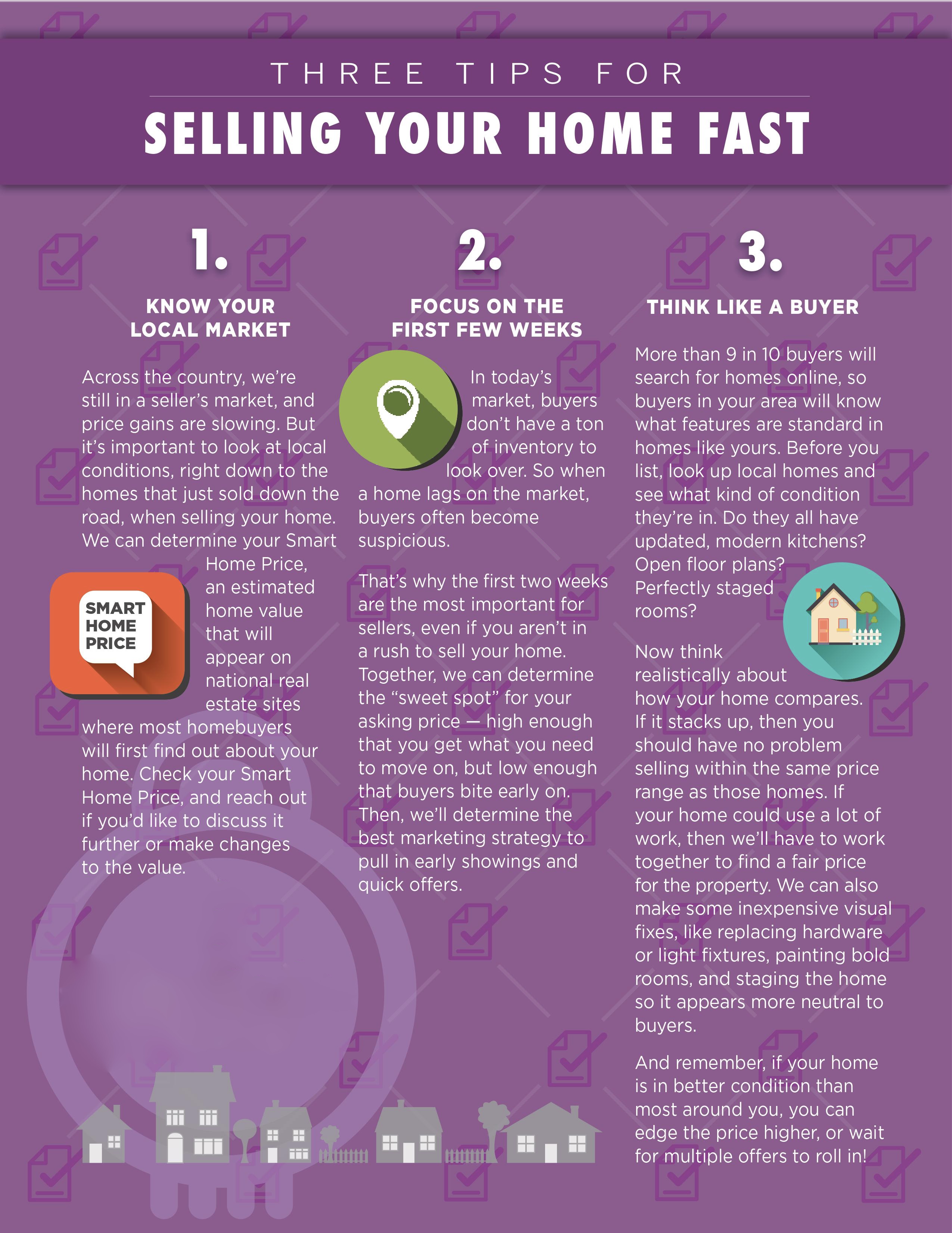 3 Tips On Selling Your Home Fast