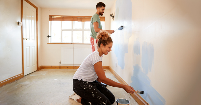 Thinking About Selling Your Home? Avoid These Painting Mistakes