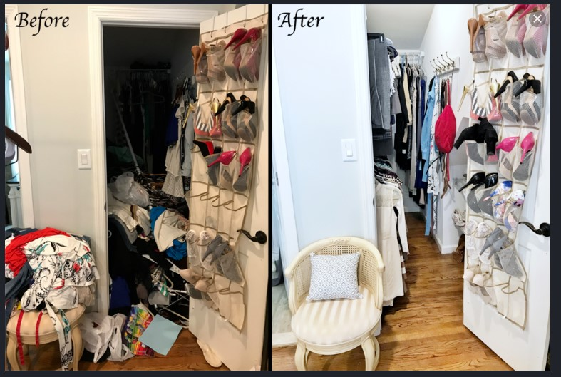 February Home Tip: Clean Your Closets