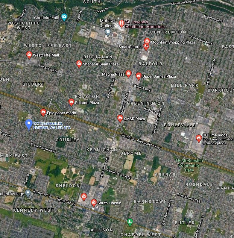 277 Cranbrook MAP.JPG