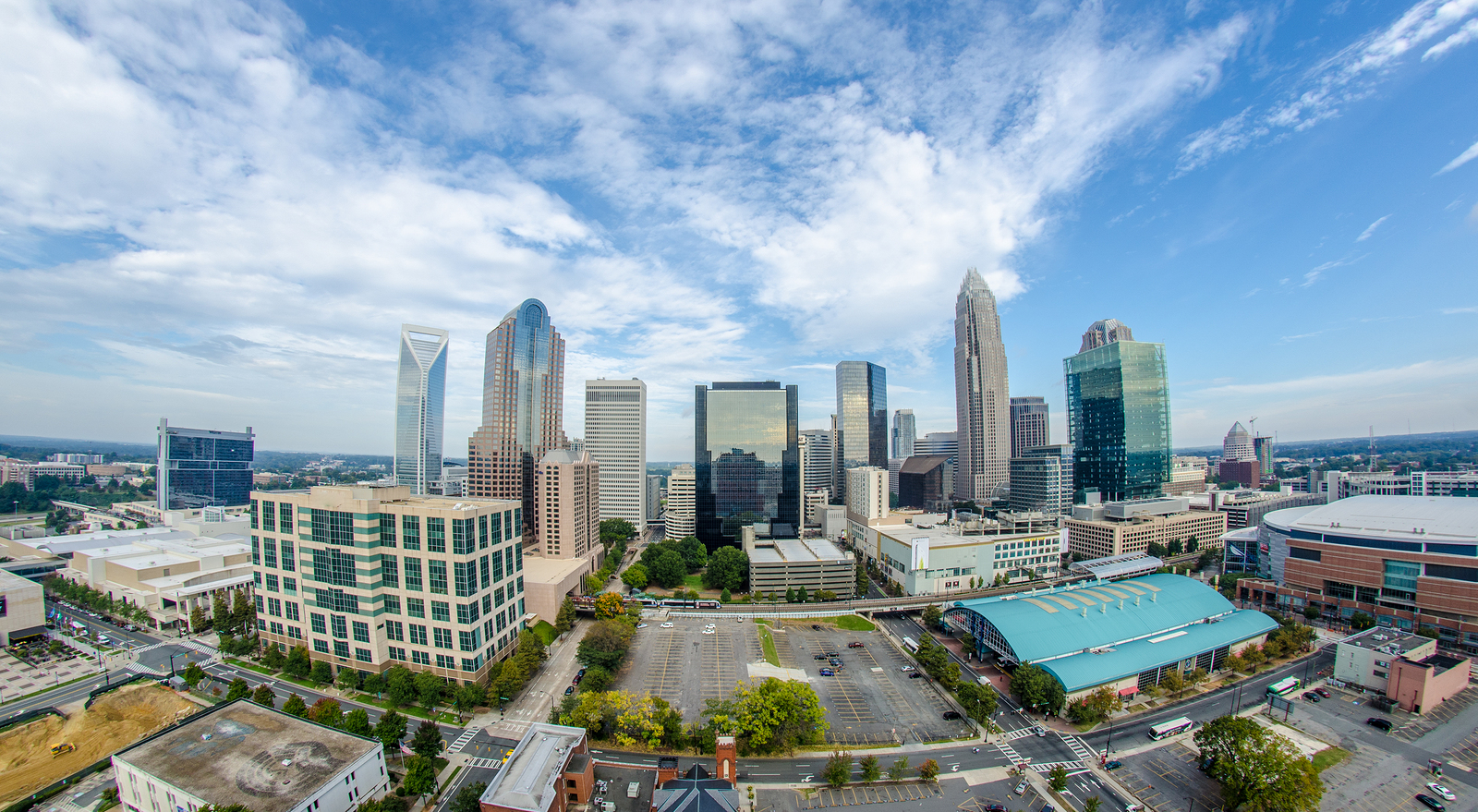 Charlotte Ranked #1 Most Up-And-Coming City in America