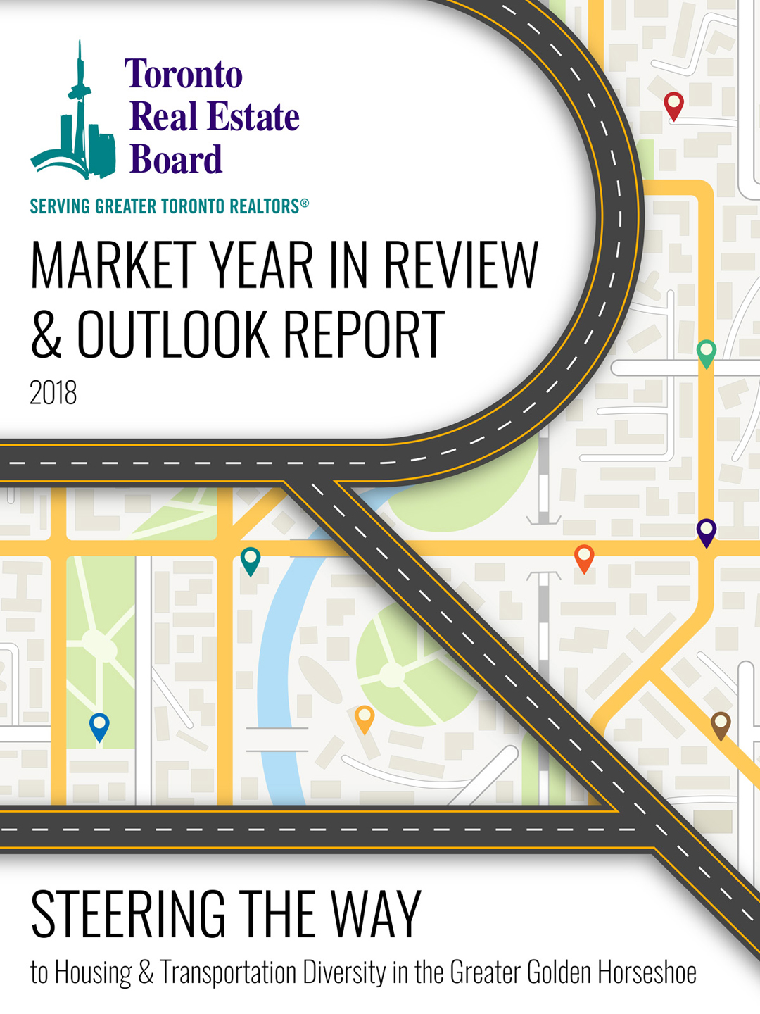 Market Year in Review & Outlook Report 2018 > GTA Real Estate