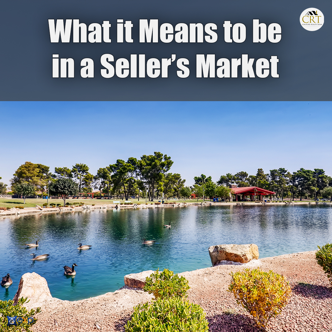 To Be in Seller's Market.jpg