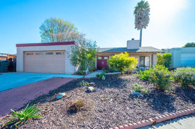4 Bedroom 2 Bathroom Single Story Home in San Luis Obispo - 1125 Oceanaire Drive