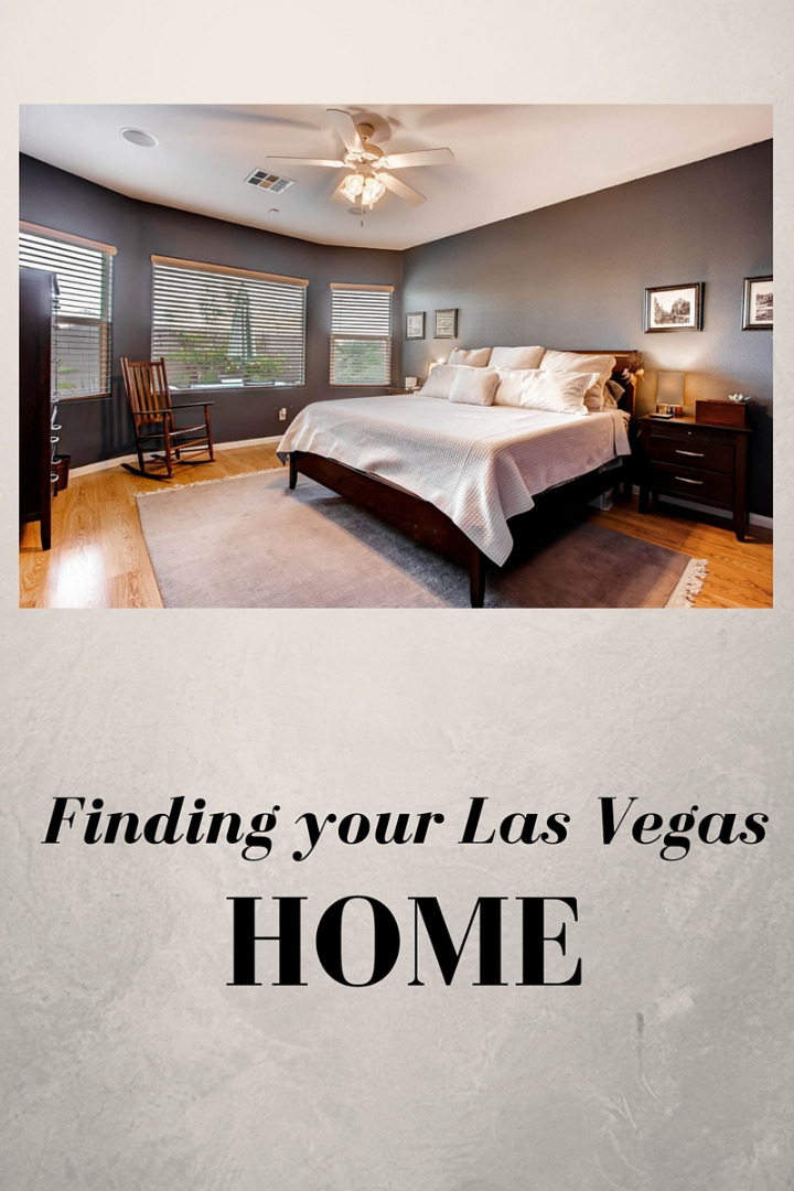 Finding a home in Las Vegas