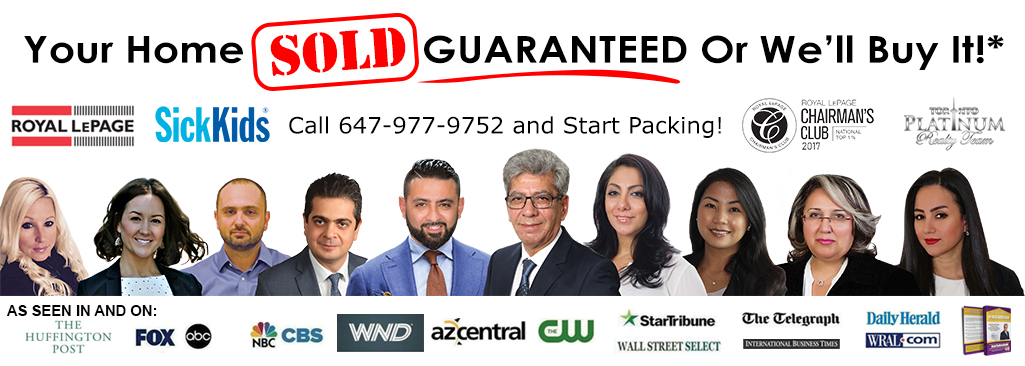 Ambitious Real Estate Agent Wanted Now!*   Toronto Platinum Realty Team