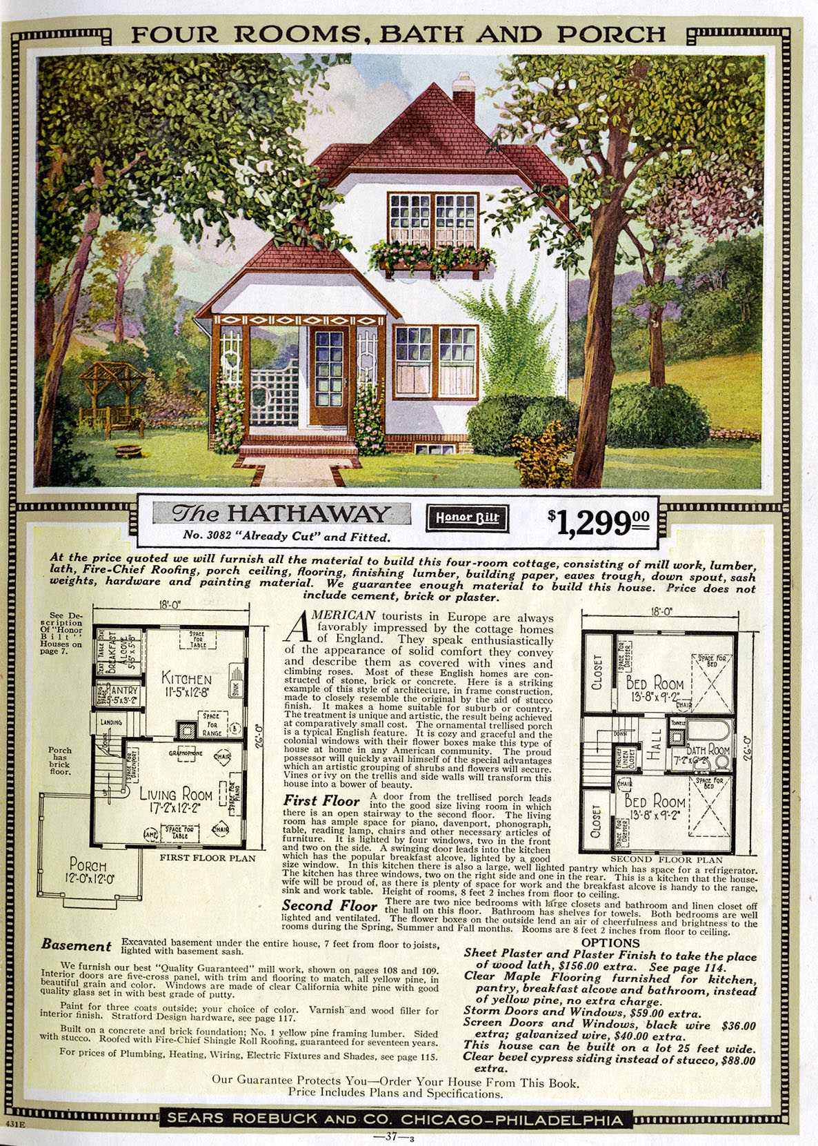Good Ol' Days: 9 Sears Catalog Homes That Will Make You Reminisce