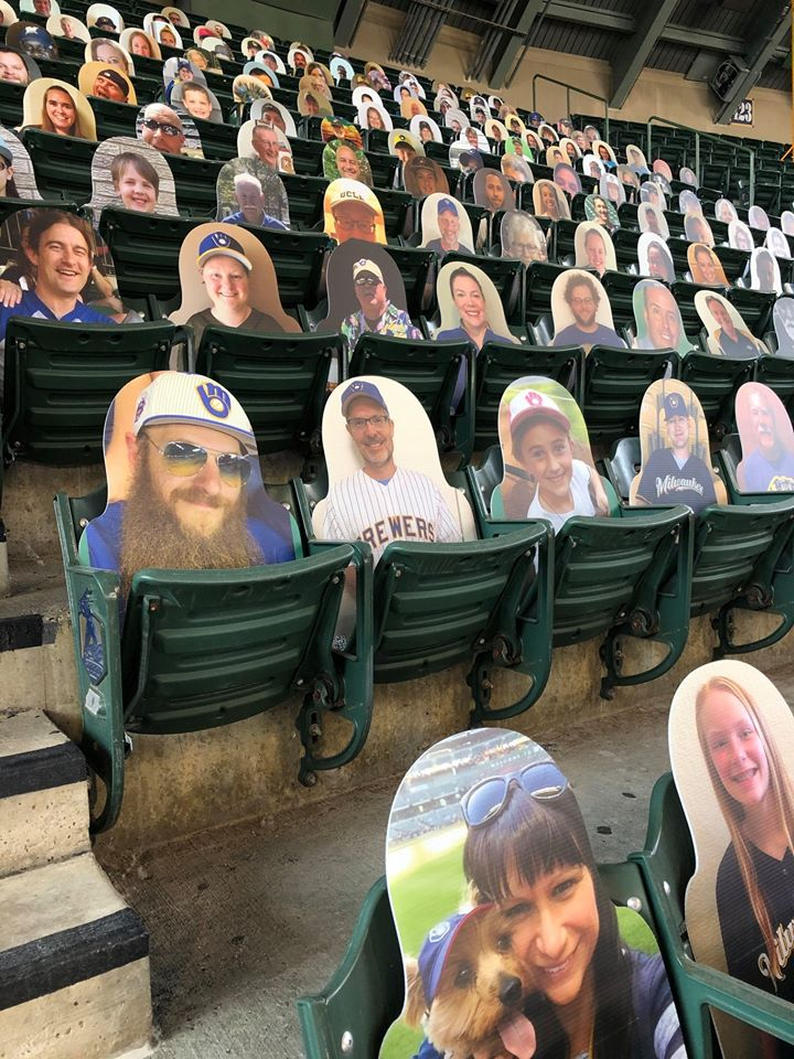 VIRTUAL SEAT GIVEAWAY AT MILLER PARK | The Huemmer Home Team
