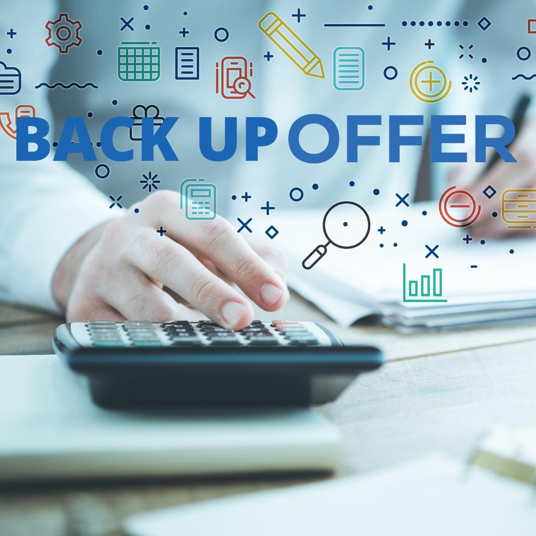 Minuto Informativo | Back Up Offer