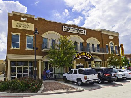 New Arlington Office Location
