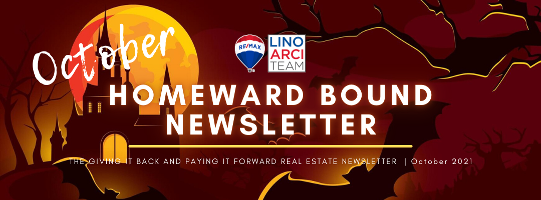 Homeward Bound Newsletter - October 2021 | Lino Arci Team