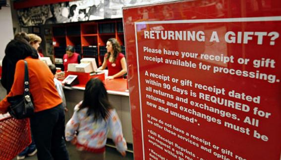 Does Returning Gifts Make Us Ungrateful People? | A Crispin Team Blog