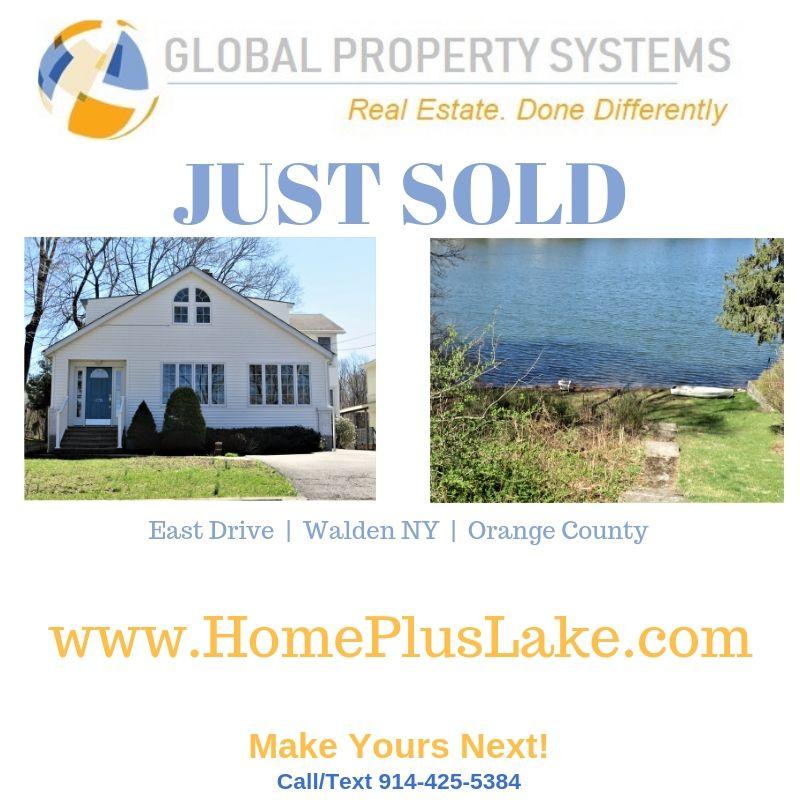 Just Sold on Lake Osiris in Orange County!