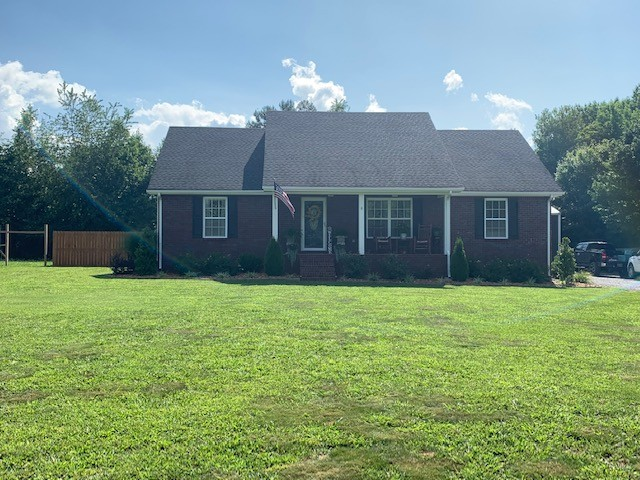 Beautiful 3 BR/2 BA Home In Quiet Subdivision With Above Ground Pool!  23 Matador Ln, Lafayette, TN.  37083