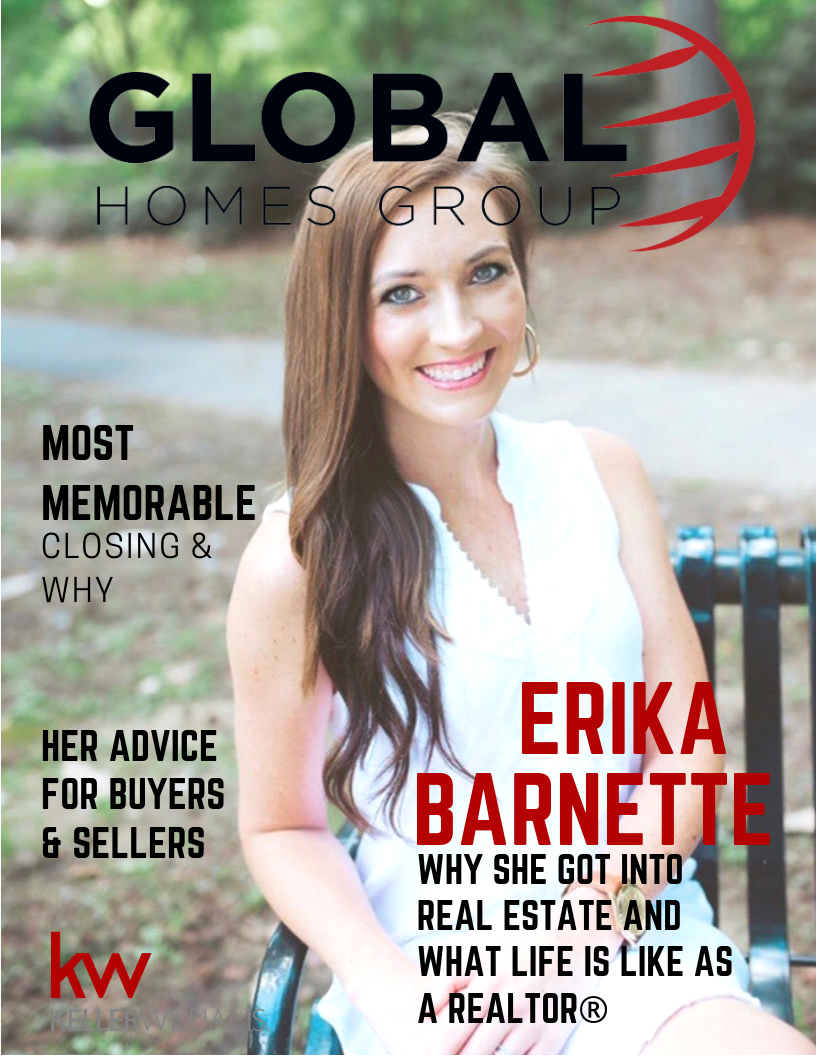 Getting to Know Global: Meet Erika