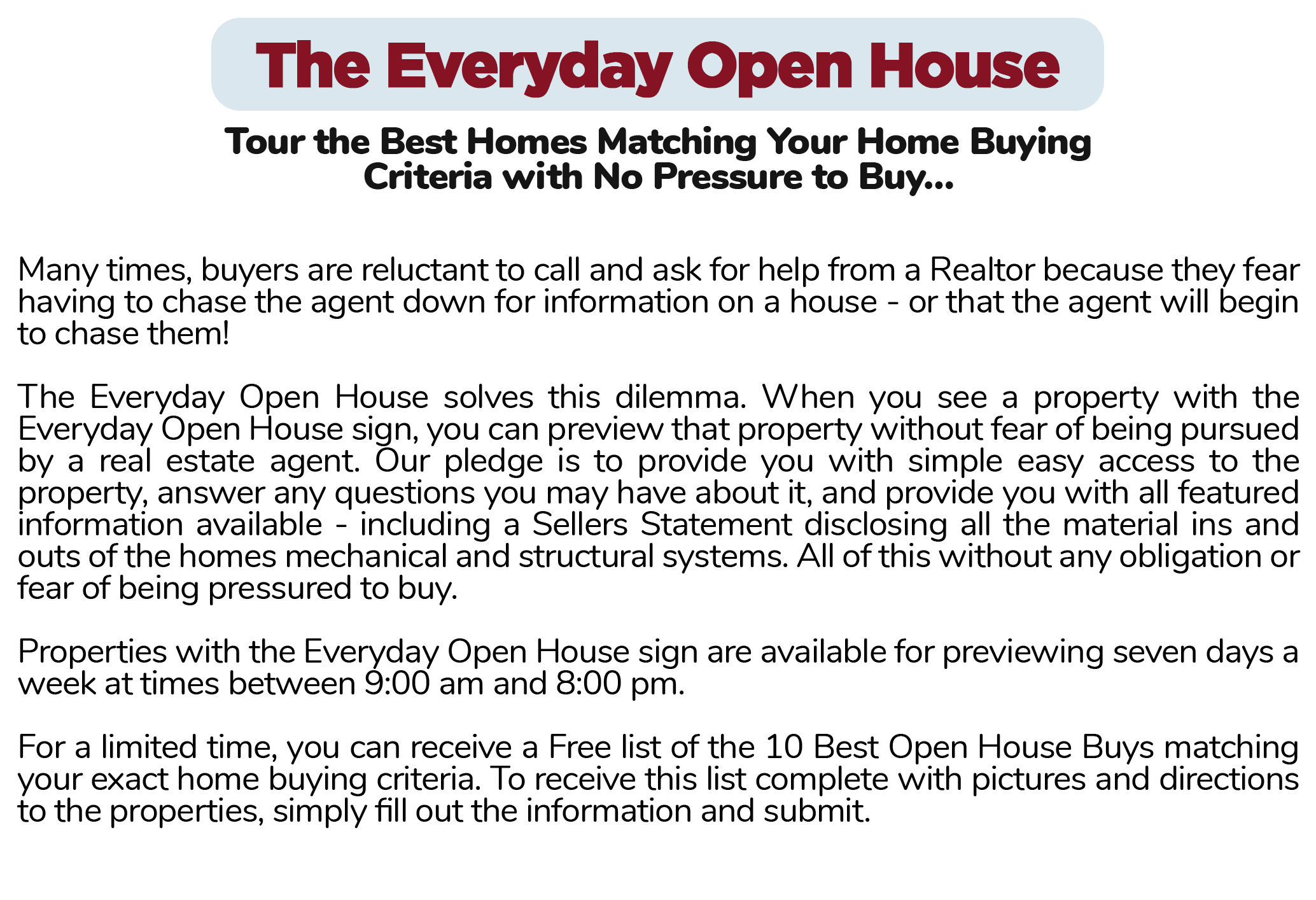 The Everyday Open House teaser.png
