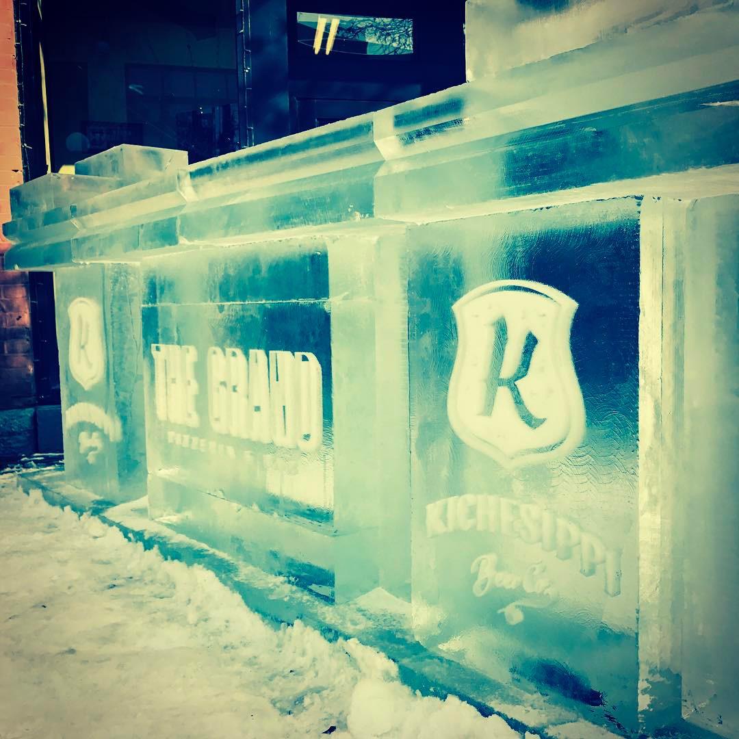 Ice bar, romance, ottawa, romantic