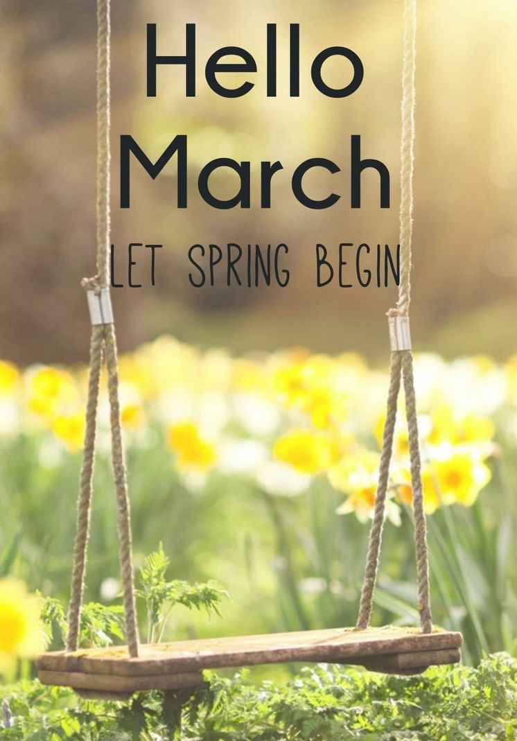 March Events to Get Pumped About