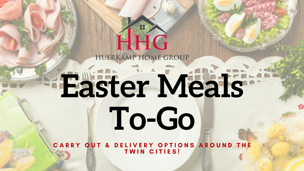Easter Meals To Go!