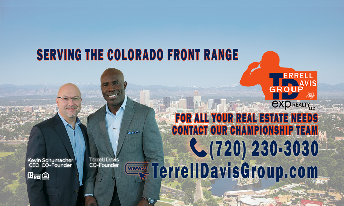 NFL Bronco Legend Terrell Davis Launches New Business Partnership… When You Put our Championship Team to Work–You Get the WIN!