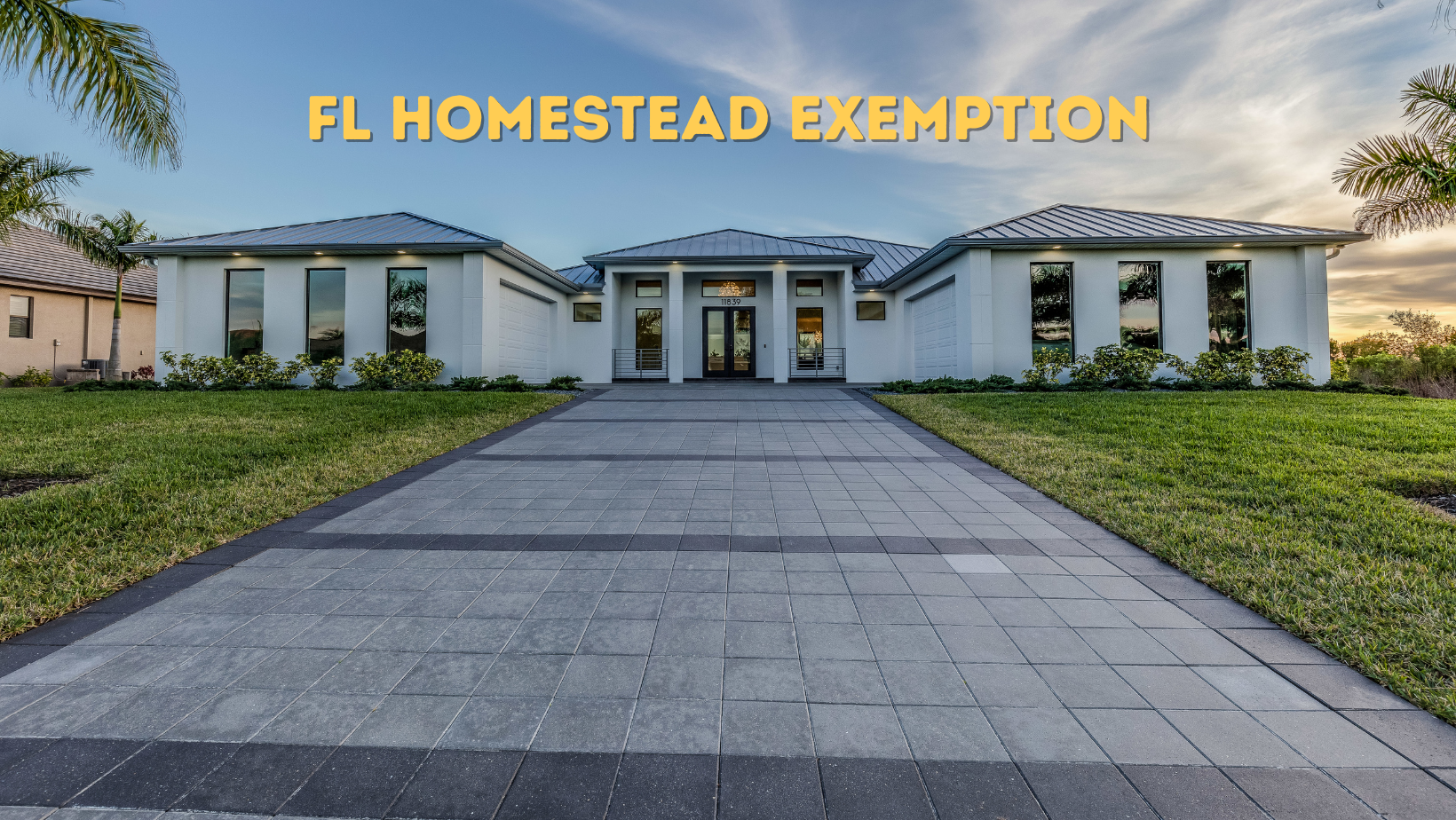 How to Apply for the Florida Homestead Tax Exemption
