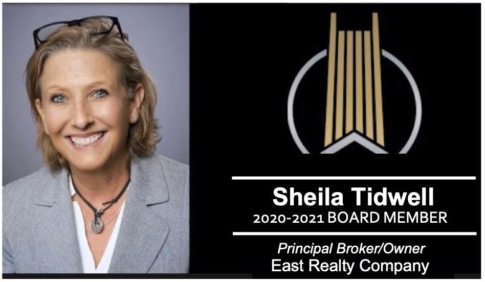Greater Nashville Realtors Board of Directors 2020 Election - Vote For Sheila