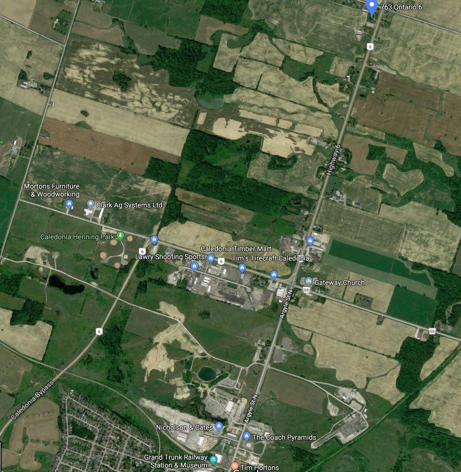 763 Highway 6 Amenities Map.JPG