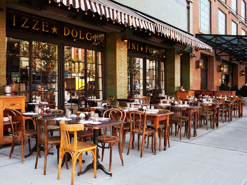 DINE AL FRESCO in the Lehigh Valley