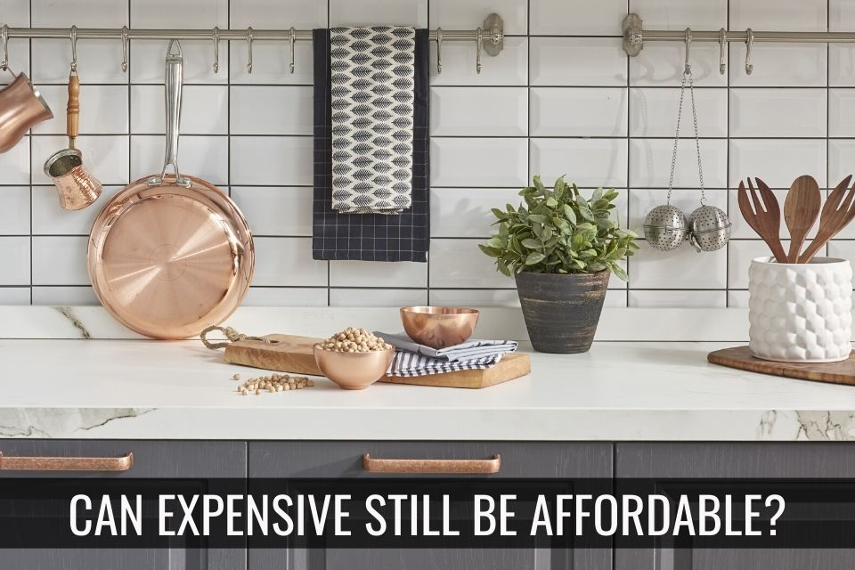 Can Expensive Still Be Affordable?