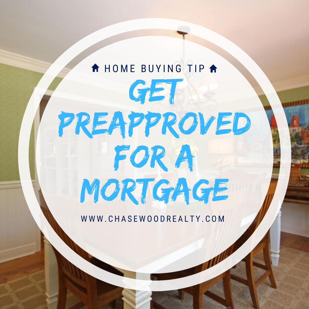 Get Preapproved Mortgage