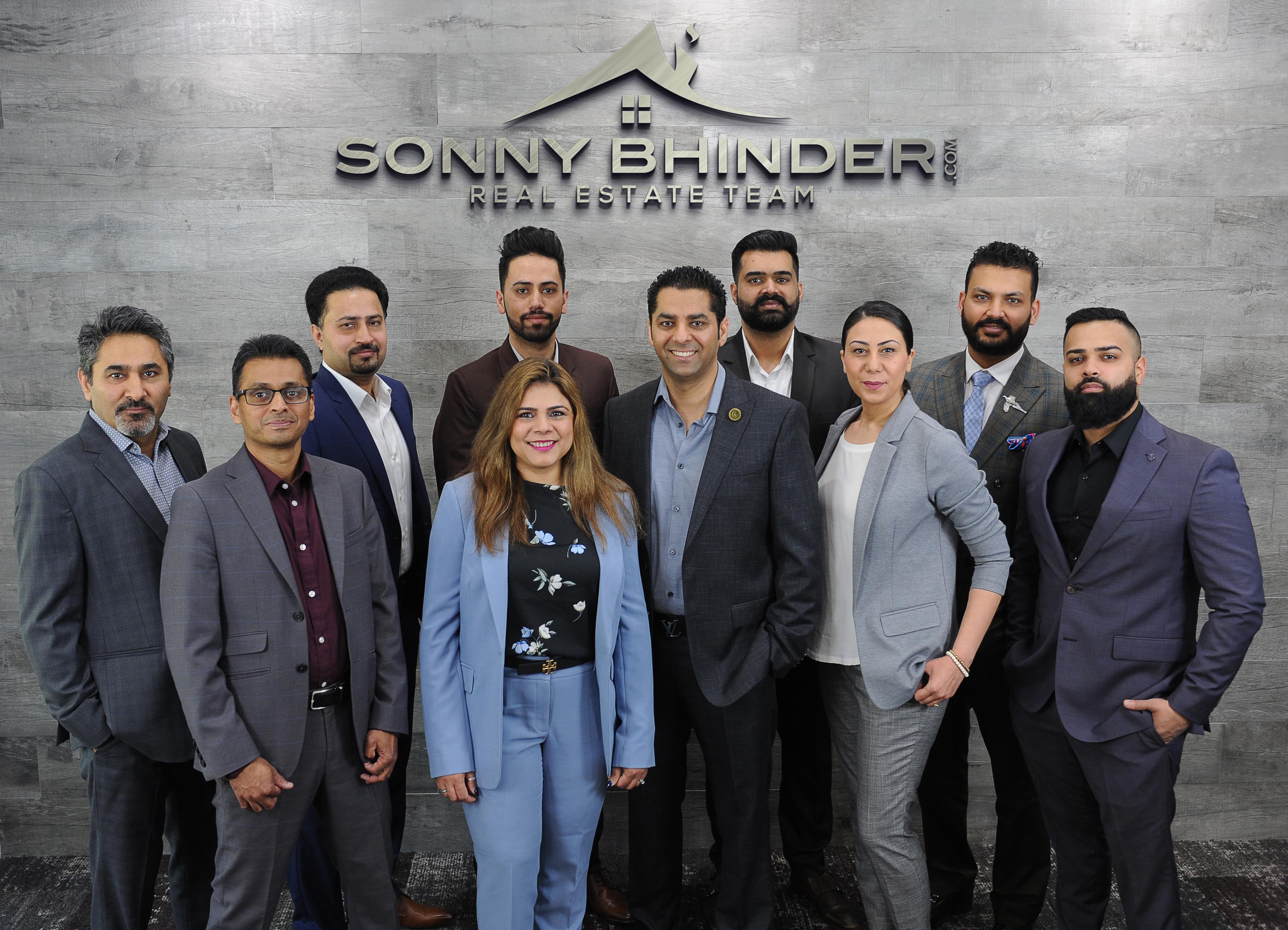 Sonny Bhinder Real Estate Team