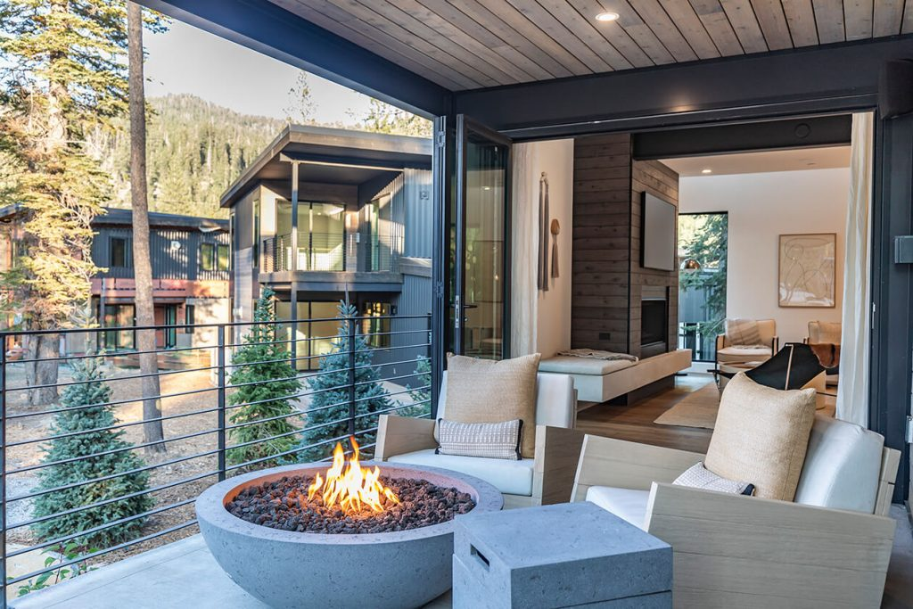 Is New for You? Just Released HOMES at The Palisades at Squaw!